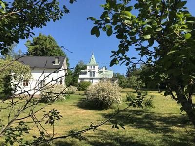 Villa Mälby, 2018