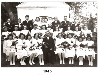 1945 års Konfirmander