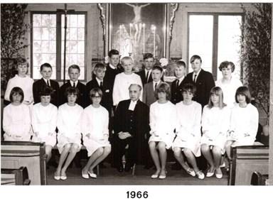 1966 års konfirmander