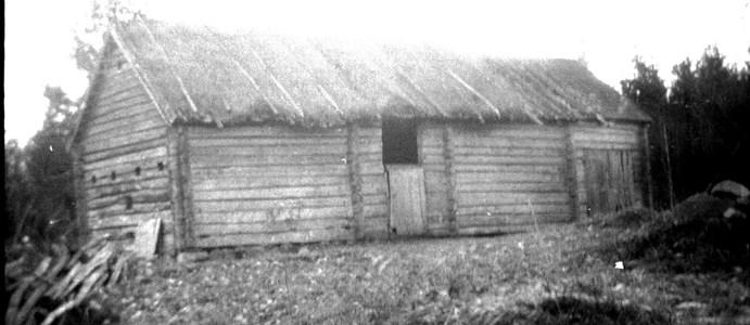 Brännbol lada och stall 1940