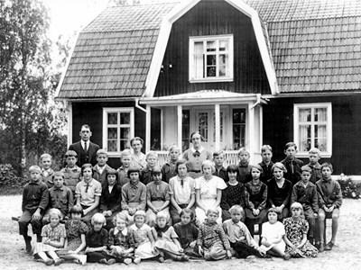 Krokserud 1934