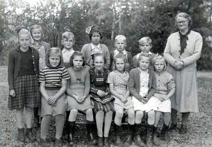 Krokserud 1951