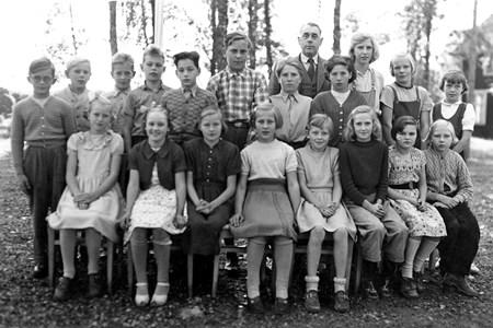 Krokserud 1953