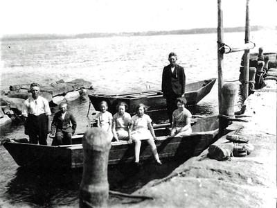Kassvik Brygga 1930