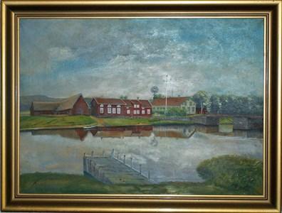 Nyebro gård