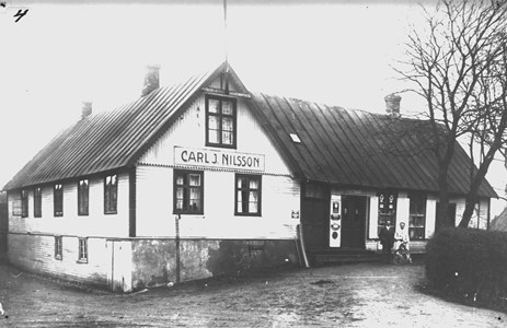 Carl J Nilssons Lanthandel