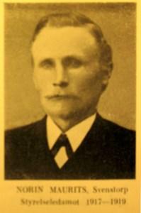 Norin Maurits i Svenstorp
