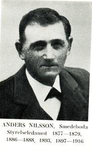 Anders Nilsson i Smedeboda