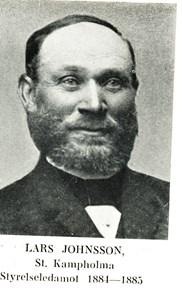Lars Johnsson i Stora Kampholma