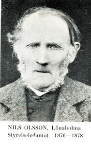 Nils Olsson i Lönaholma