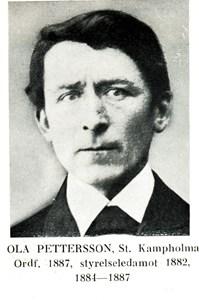 Ola Pettersson i Stora Kampholma
