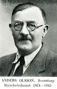 Anders Olsson i Svenstorp