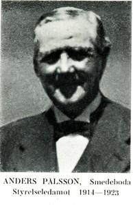 Anders Pålsson i Smedeboda