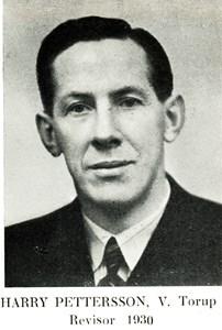 Harry Pettersson i Västra Torup