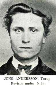 Jöns Andersson i Västra Torup