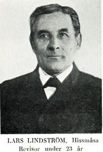 Lars Lindström i Hissmossa