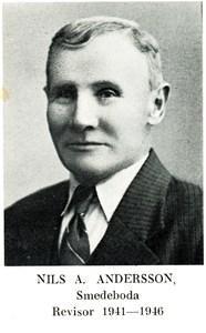 Nils A Andersson i Smedeboda