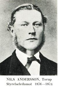 Nils Andersson i Västra Torup
