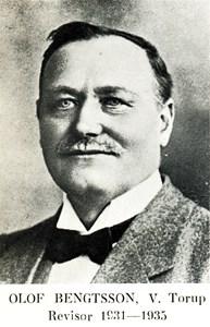 Olof Bengtsson i Västra Torup
