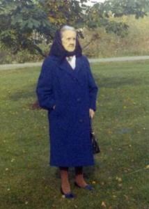 Anna Sofia Hansson f. Bengtsdotter