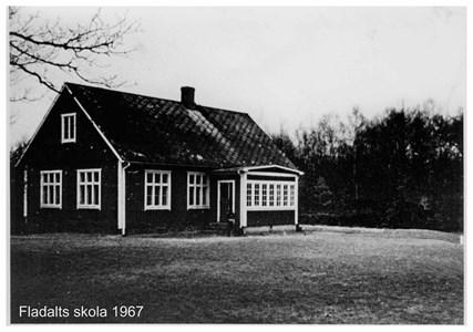 Foto Fladalt skola