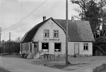 Max Anderssons affär i Killhult