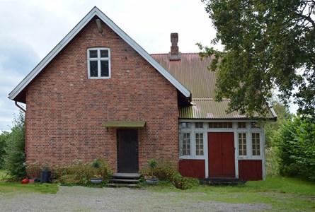 Foto Fågelsångs folkskola