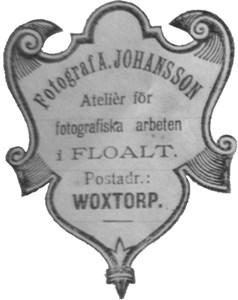 Logotyp Arvid Johansson