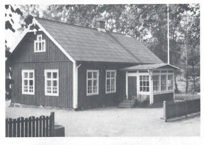 Foto Nordanå småskola