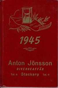 Foto Almanacka år 1945