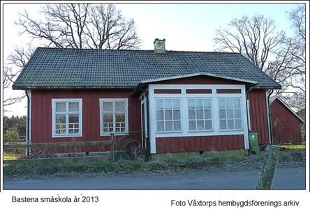 Foto Bastena skola år 2013