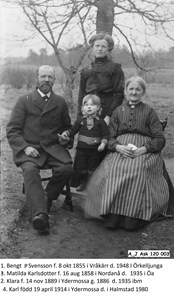 Familjen B.P. Svensson (1)