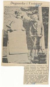 Dagsverke 1964