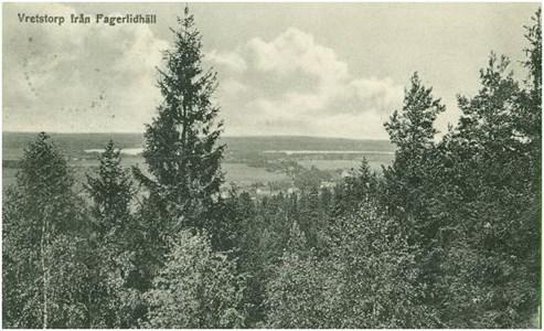 Fagerlidhäll