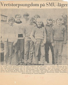 SMU Vretstorp 1965