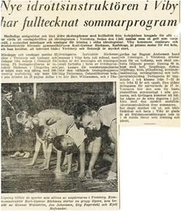 VIF Friidrott 1964