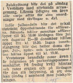Vretstorp 1964