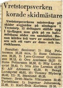 Vretstorps Verken 1965