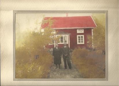 Stenberget  Anna och Oskar Eriksson