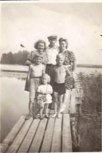 Hästhagsudden 1946