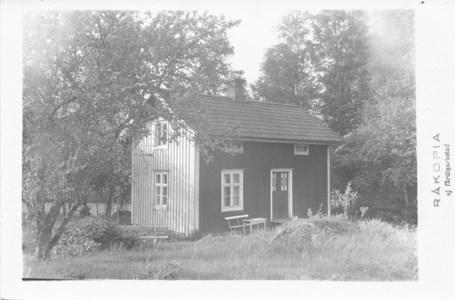Ö.Backa Sandhem början 1950-talet