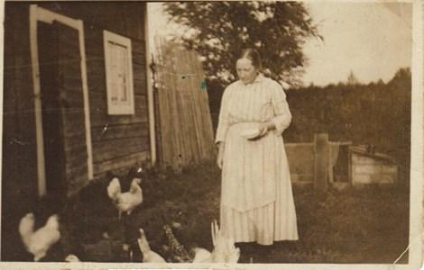 Väla Alma Borg slutet 1920-talet