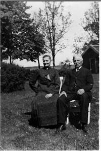 Johan och Amannda