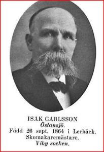 Isak Carlsson Gatugårda Viby