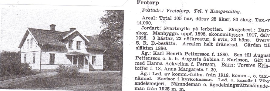 Frotorp 1939