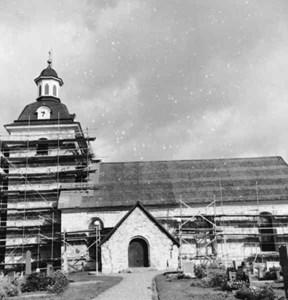 Viby Kyrka 1957