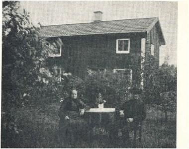 Fredrika och Per Larsson