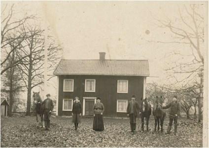 Kårkulla 15 Nov 1915