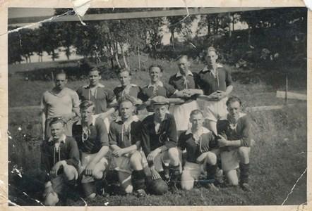 Högaberget Värnsta Viby SK Ca 1940