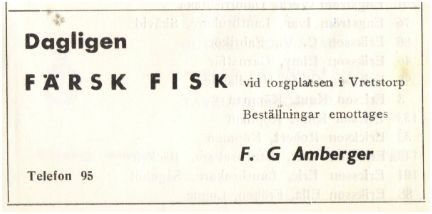 Fiskhandlare Amberger